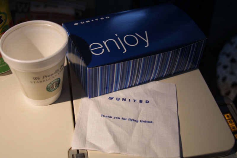 Airline Pilot Central Forums  United Starbucks on Delta