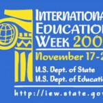 International Education week at Berkeley, meet Monday!