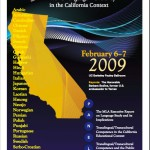 "Next weekend: ""World Language Proficiency in the California Context"""