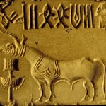 Indus Valley Stone Tablets Inscriptions