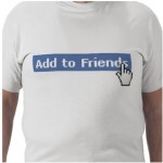 Friends and amis on Facebook